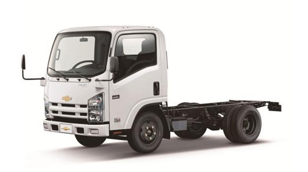 Chevrolet se presentará en el Congreso Nacional de Transportistas