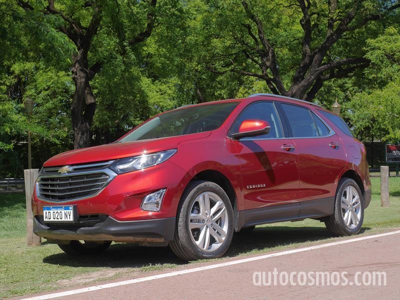 Prueba Chevrolet Equinox, el equilibrio del moño