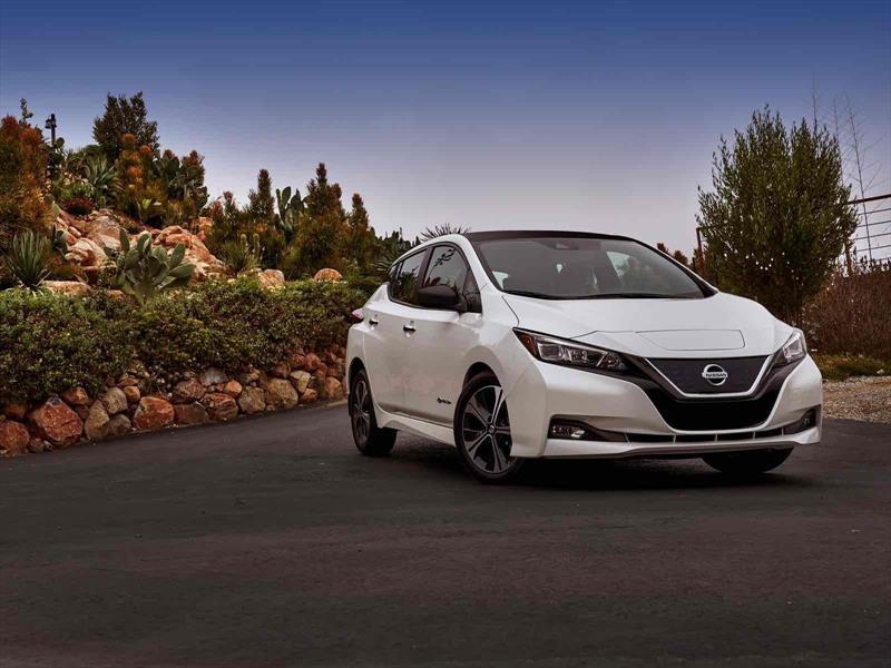 Oficial: Nissan Leaf viene a Argentina