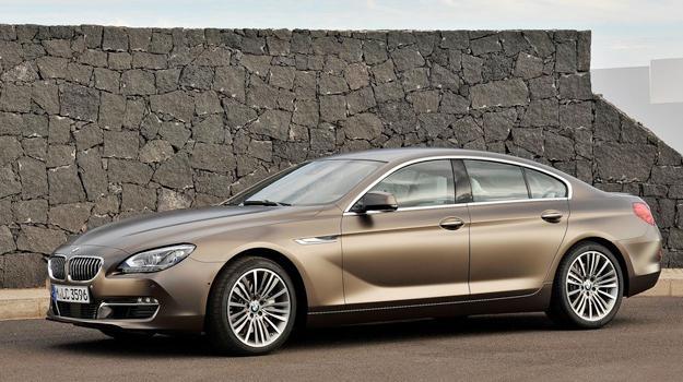 BMW Serie 6 Gran Coupé 2012: Nace el Coupé cuatro puertas