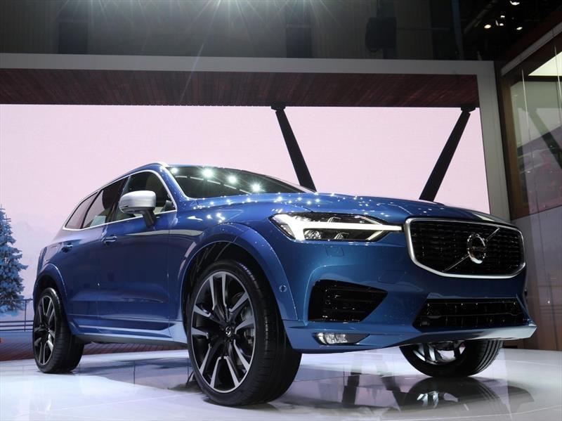 Volvo XC60 elegida como el North American Utility of the Year 2018
