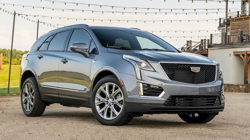 Cadillac XT5 2020 obtiene más tecnología y un motor turbocargado