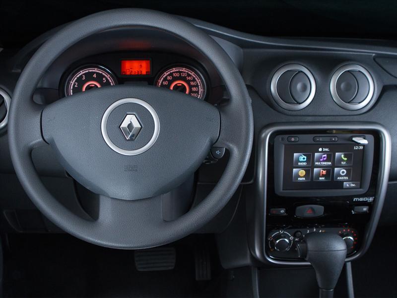 Renault Sandero, Stepway y Duster 2014 con nuevo sistema Media Nav