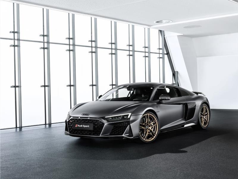 R8 V10 Decennium celebra 10 años del motor V10 de Audi