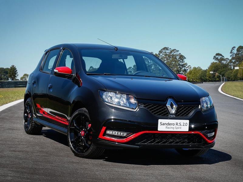 Renault Sandero RS Racing Spirit se lanza en Argentina