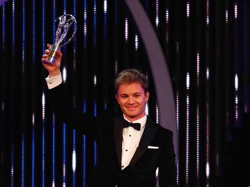 Mercedes-Benz, presente en los Laureus Sports Awards
