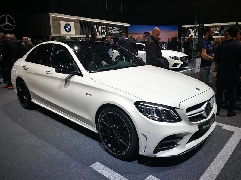 Mercedes-Benz Clase C 2019, ligera actualización