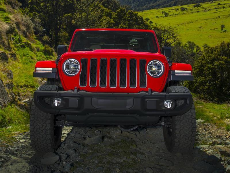 Jeep Wrangler PHEV, la versión Hybrid Plug-in, estará a la venta en 2020
