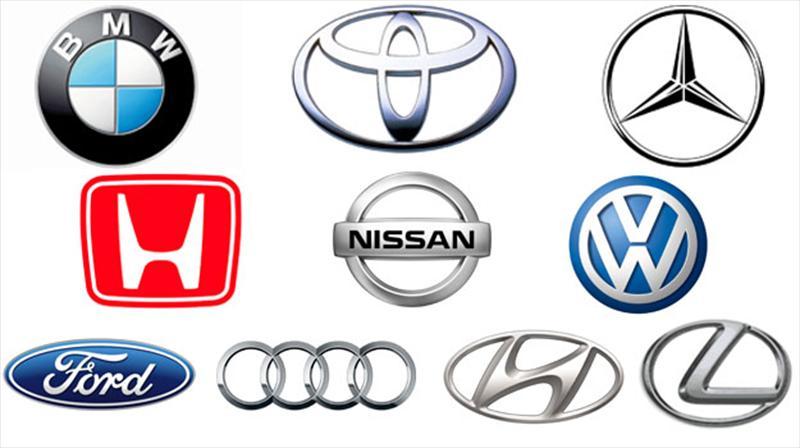 Top 10 las marcas de autos m s valiosas del mundo for Marcas de coches