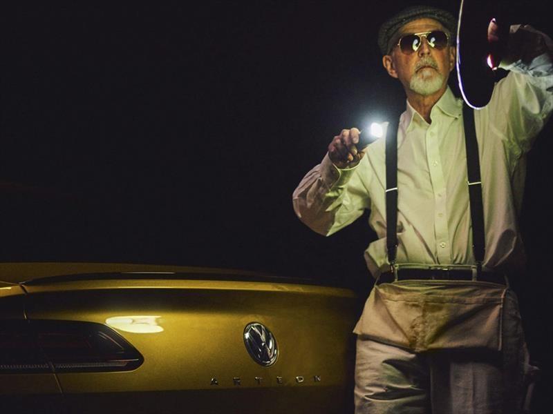 Volkswagen Arteon a través del lente de un fotógrafo invidente