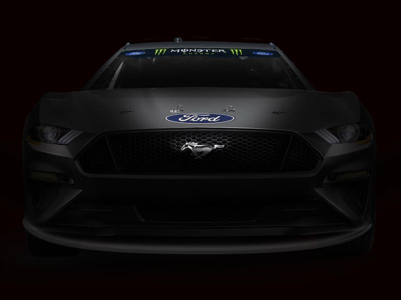 Ford Mustang competirá en la NASCAR