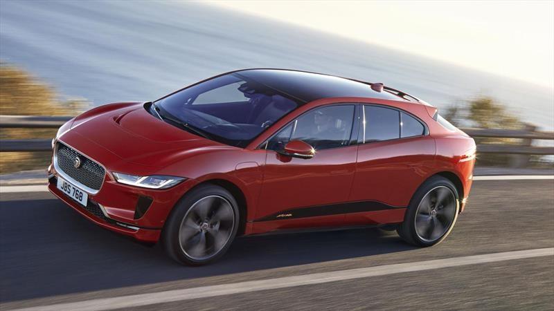 Jaguar I-Pace es el World Car of the Year 2019