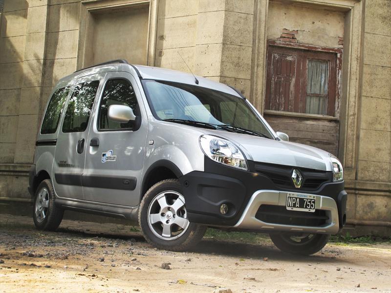 Prueba Renault Kangoo