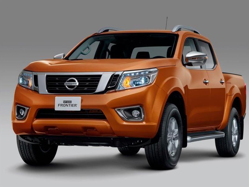 Nissan NP300 Frontier Platinum LE 2019 llega a México en ...