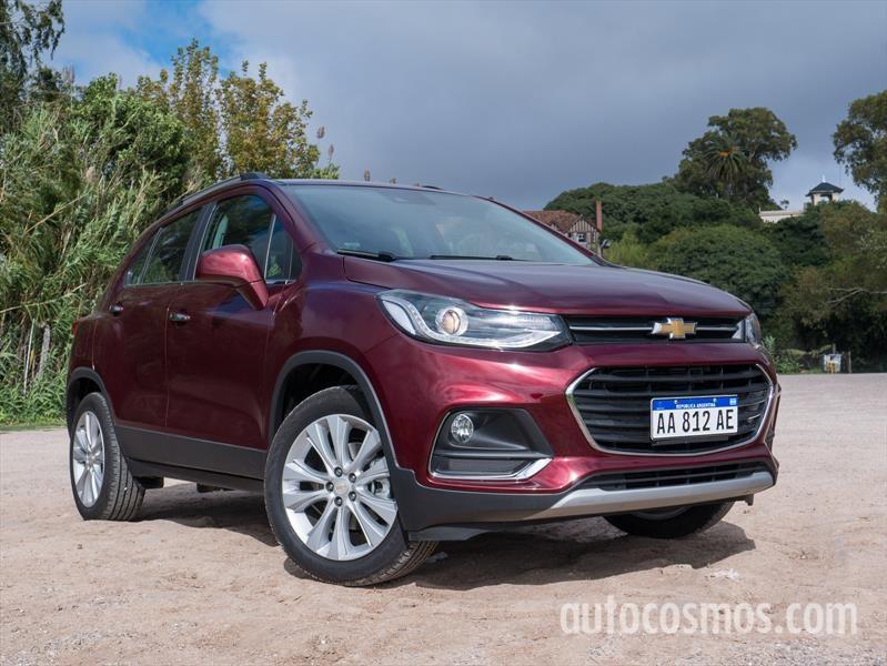 Chevrolet Tracker a prueba, renueva los votos