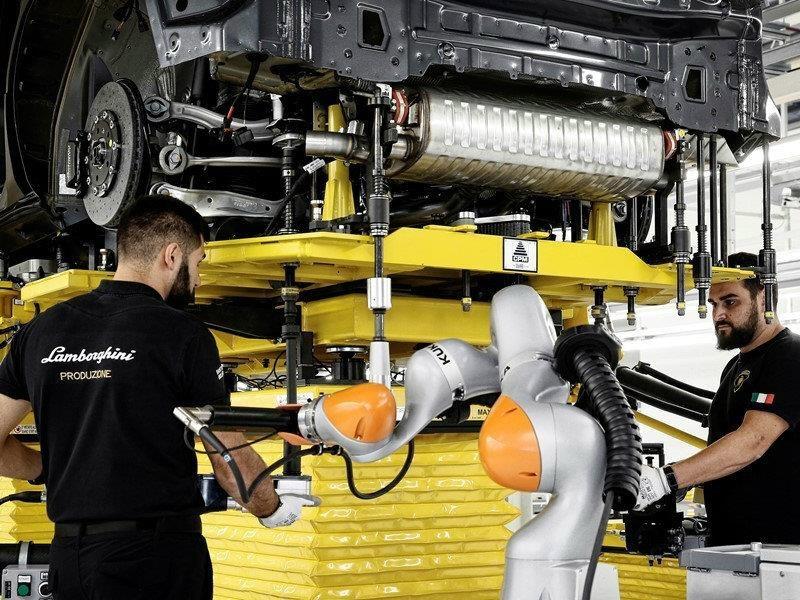 Lamborghini Urus anuncia inicio de producción