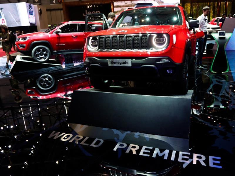 Jeep también apuesta por los SUVs híbridos plug-in