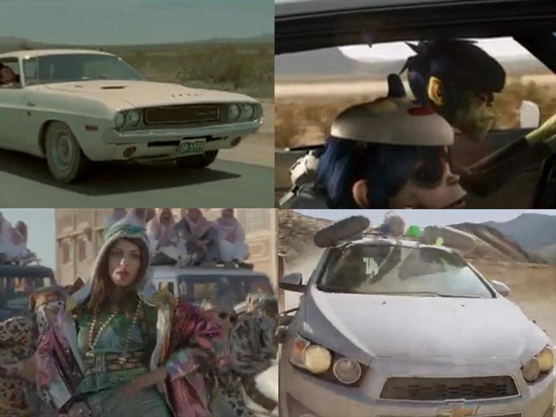 Top 10: Los mejores videos musicales donde los carros son protagonistas