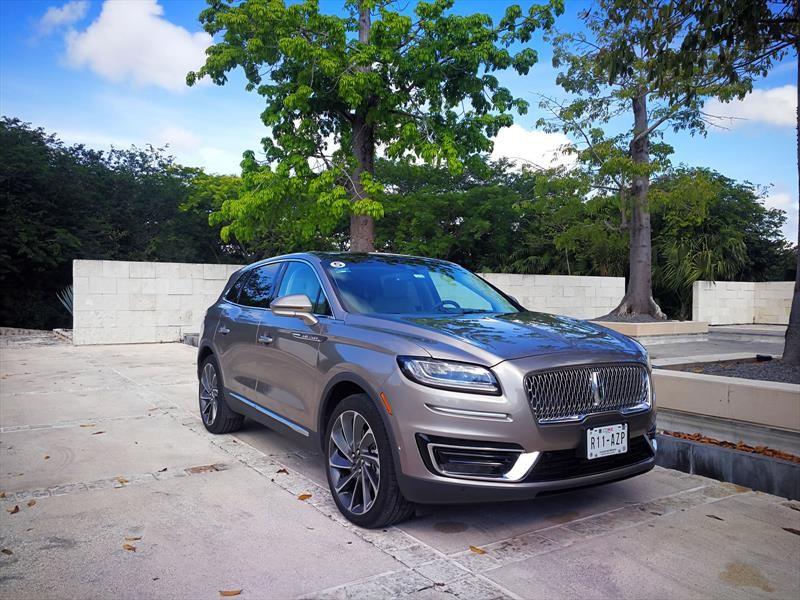 Lincoln Nautilus 2019 llega a México, una sofisticada y lujosa experiencia