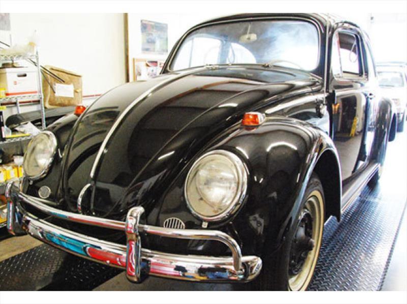 Este Volkswagen Vocho cuesta ¡un millón de dólares!