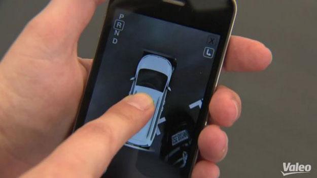 Estaciona el auto con tu iPhone