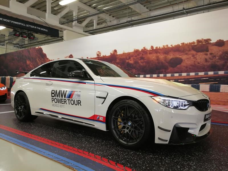 BMW M4 DTM Champion Edition 2017 se presenta