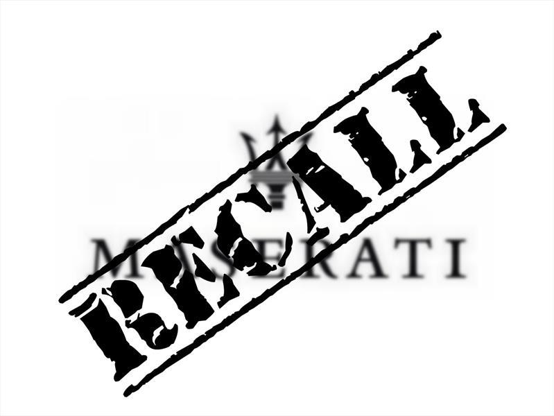 Recall de Maserati al GranTurismo