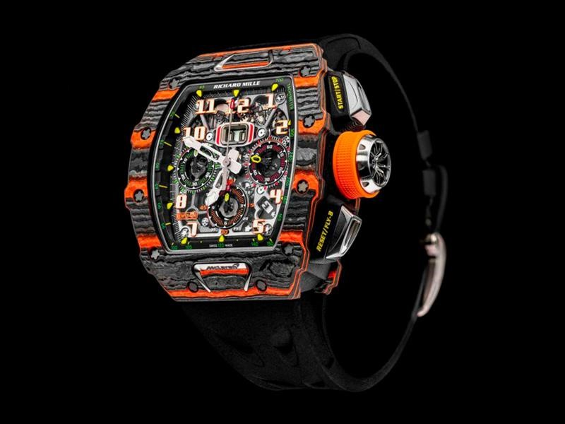 McLaren RM 11-03 es un reloj de gran legado