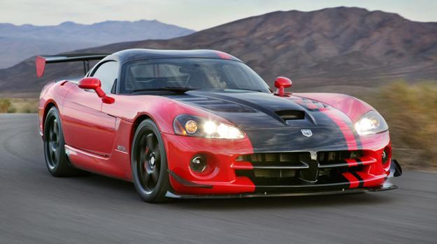 Chrysler reabre planta en Detroit para fabricar el nuevo Viper