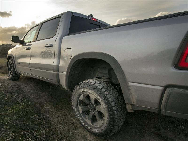 RAM 1500, Mejor pickup full-size para Truck Trend