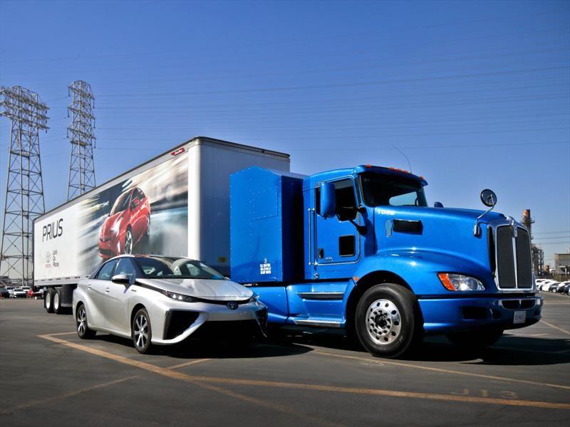 Toyota quiere ser la marca más ecológica del mundo