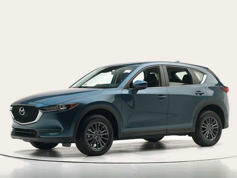 Mazda CX-5 2018 destaca en pruebas de impacto