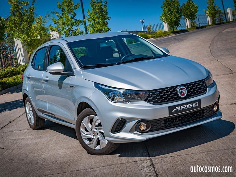 Probando el Fiat Argo 2018