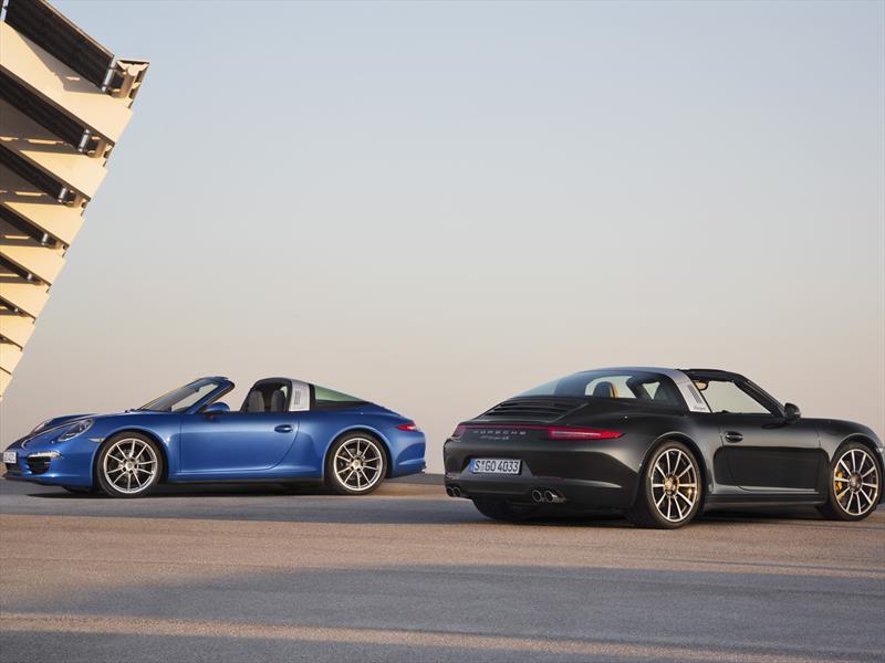 Porsche 911 Targa 2014, reinterpretando a una leyenda