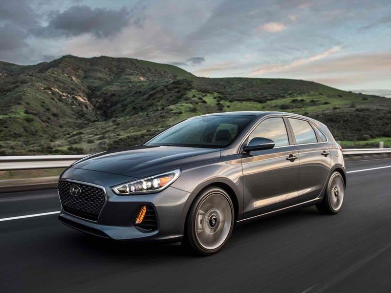 Hyundai Elantra GT 2018, el hot hatch con sabor europeo