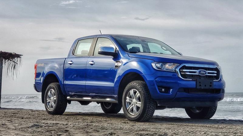 Ford Ranger 2020 a prueba: mucho torque, bastante capacidad de carga y habilidades 4x4
