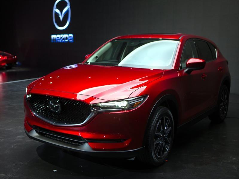 Mazda CX-5 2017: bálsamo japonés