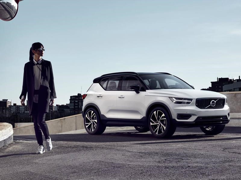 Volvo XC40, el nuevo Women's World Car of the Year