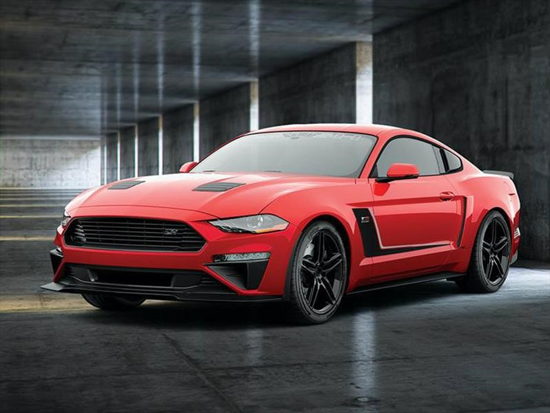 Roush JackHammer Mustang, el doble de poder