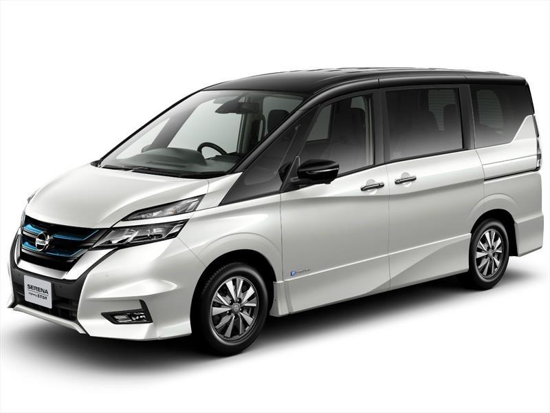 Nissan Serena e-POWER, para esas familias eléctricas