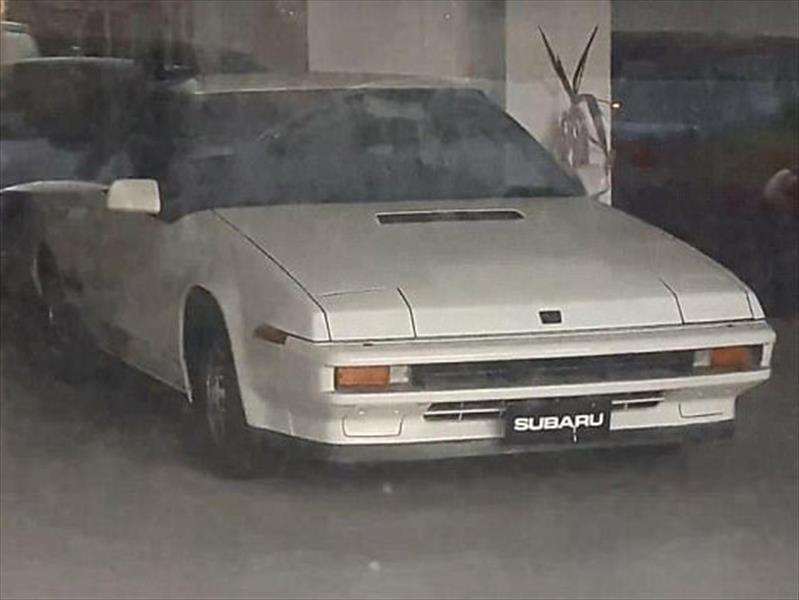 Concesionario de Subaru se transforma en una cápsula del tiempo