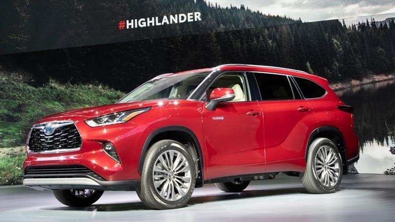 Toyota Highlander 2020, la cuarta generación mejora en todo