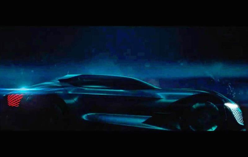 DS Automobiles lanza el DSX E-Tense Concept