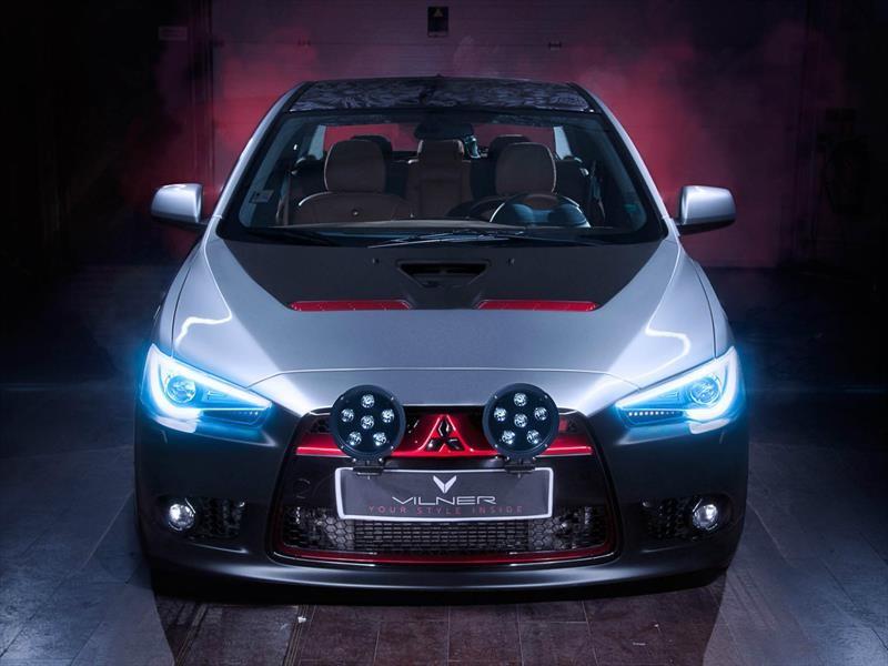 Mitsubishi Allroads Ronin por Vilner debuta