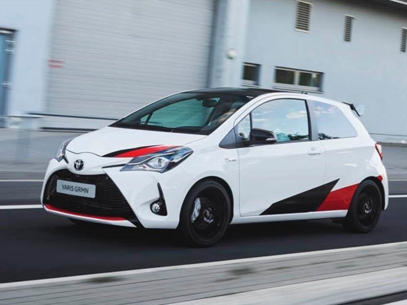 Toyota presenta su nueva división deportiva GR