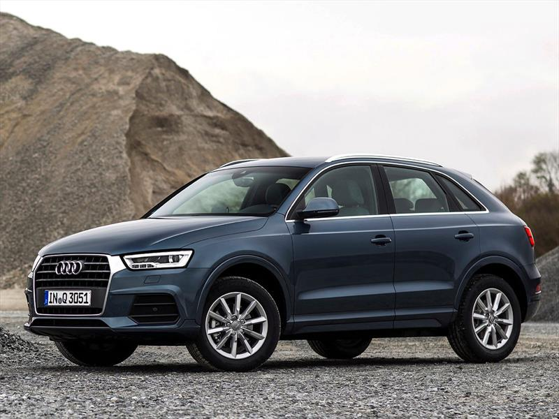 el audi q3 2 0 tfsi estrena nueva versi n en argentina. Black Bedroom Furniture Sets. Home Design Ideas