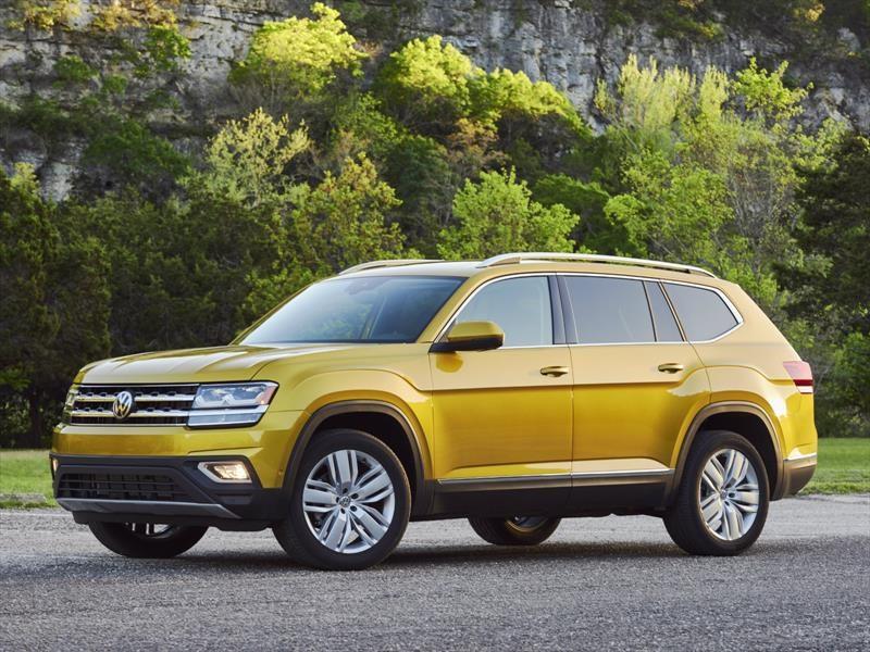 Volkswagen Atlas 2018: precios y versiones - Autocosmos.com