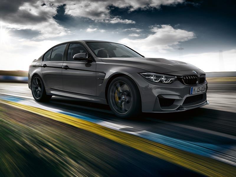 BMW M3 CS 2018, más poder al poder