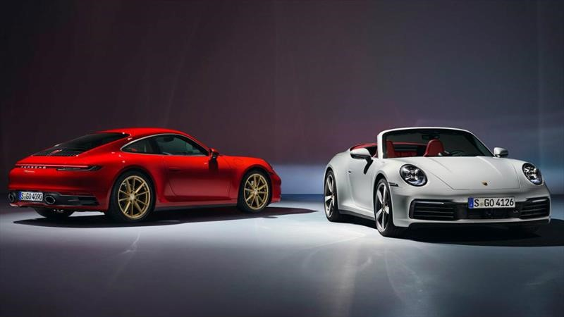"""Porsche 911 Carrera 2020: la variante más """"barata"""" del nueve-once"""