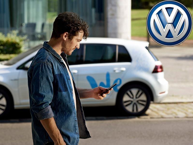 Volkswagen We, el servicio de carros eléctricos compartidos